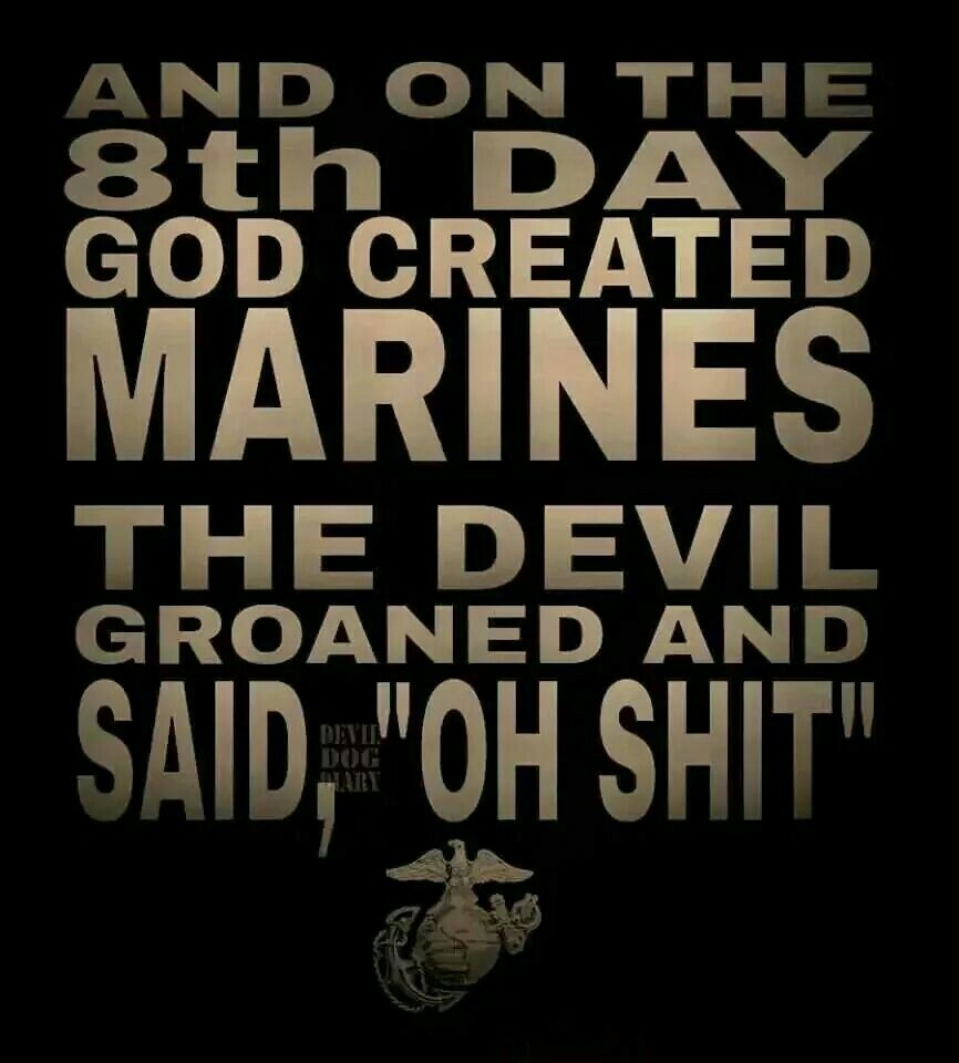 USMC The Day The Devil Came To Camp LeJeune.
