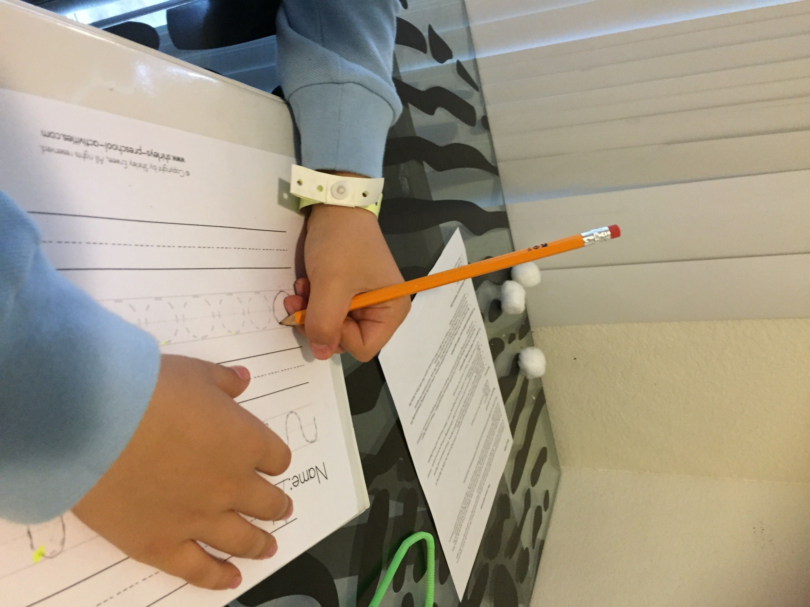 Should We Worry About Pencil Grip By Katherine J Collmer M Ed Otr L On The Handwriting Is