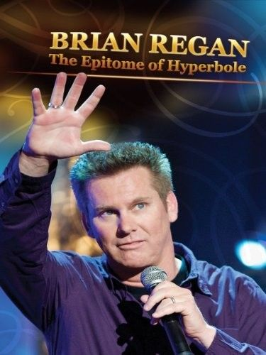 Synopsis Brian Regan Is Back In The Comedy Central Special The
