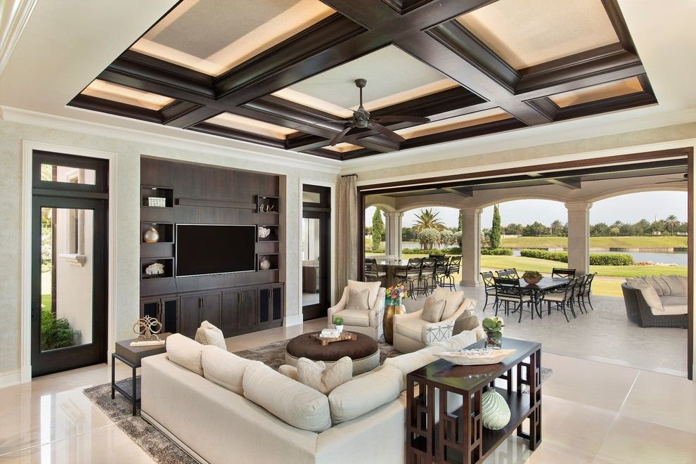 15 Spectacular Mediterranean Living Room Designs You Will Adore