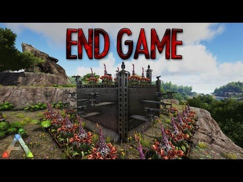 Ark How To Upgrade Your Base Early End Game Base Design Building Tips Part 2 Youtube Ark Survival Evolved Bases Ark Survival Evolved Game Based