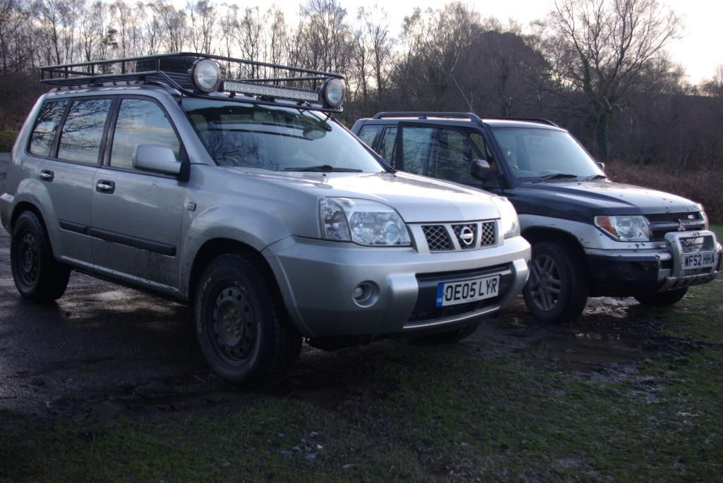Nissan X Trail Build Trip Thread From The Uk Expedition Portal Nissan Xtrail Nissan Nissan 4x4