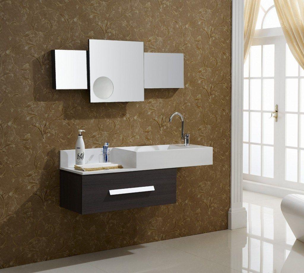 Floating Vanity Cabinet Floating Bathroom Vanity Cabinet