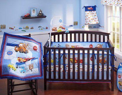 Robot Check Disney Crib Bedding Disney Cars Nursery Crib Bedding Boy
