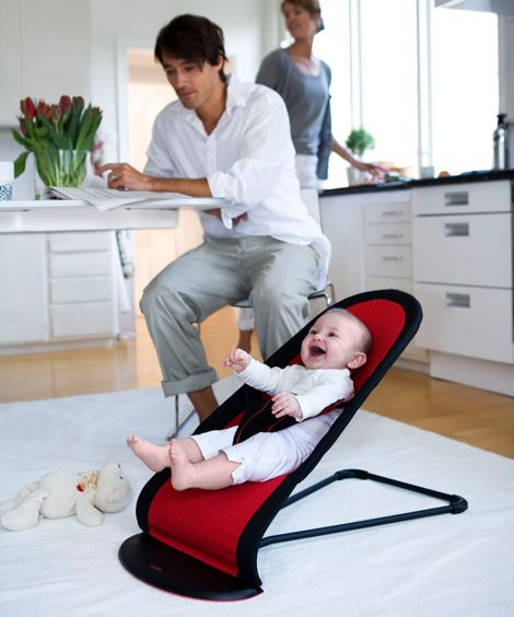bbe43b1c682 Looking For A Baby Bouncer  Our Review For BabyBjorn s Babysitter Balance