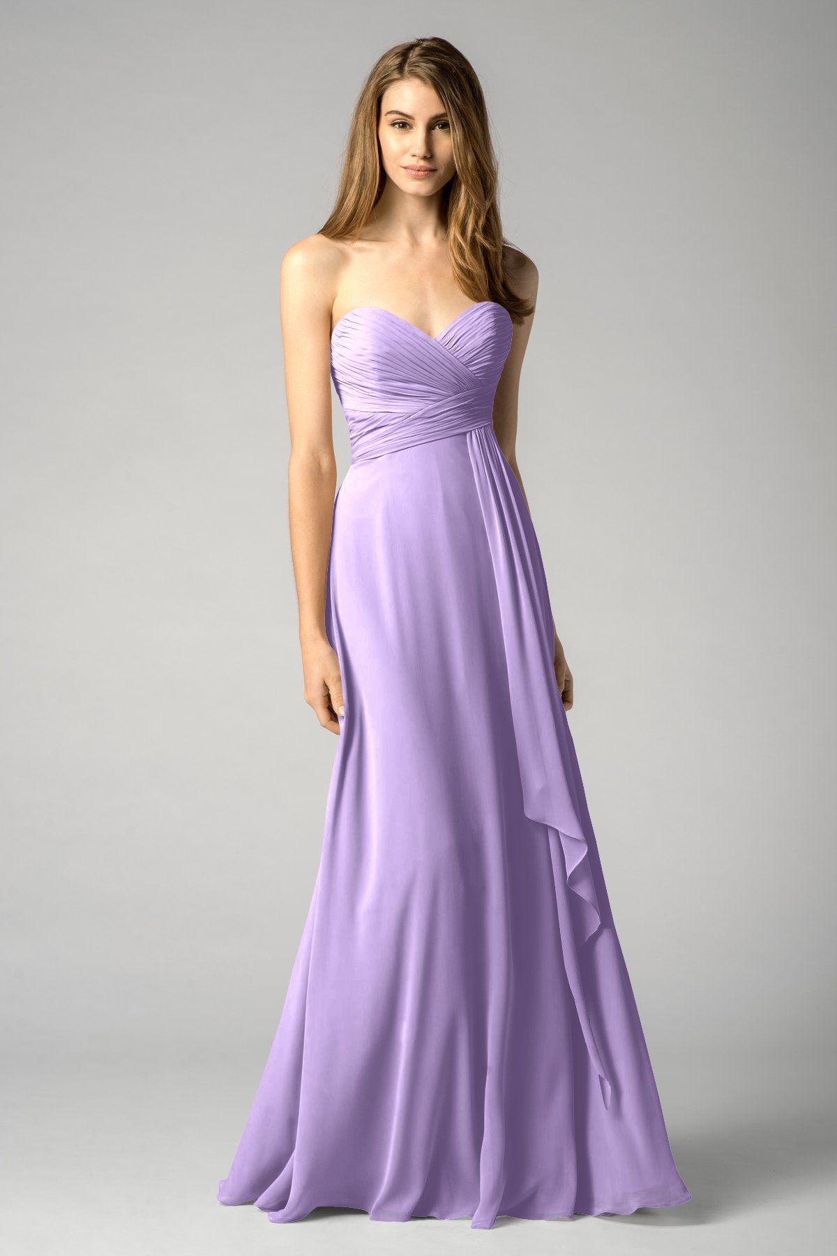 Watters Maids Dress Bryna | Wedding- June 4, 2016 | Pinterest