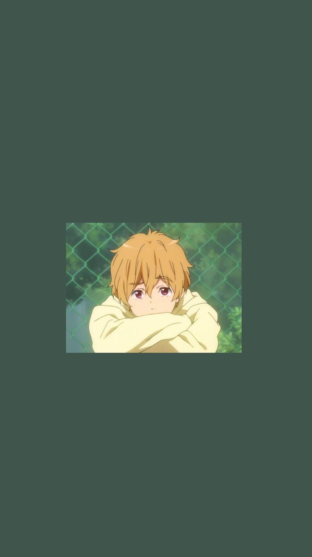 Lemonmxlk Free Iwatobi Swim Club Wallpaper Lockscreen Like In 2020 Anime Wallpaper Iphone Free Anime Kawaii Anime