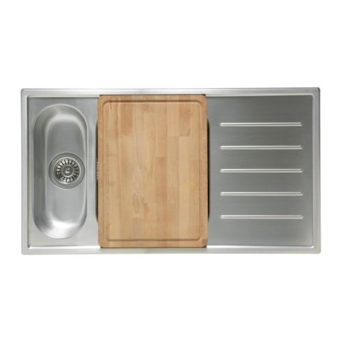 Boholmen Cutting Board Which Fits Over The Sink