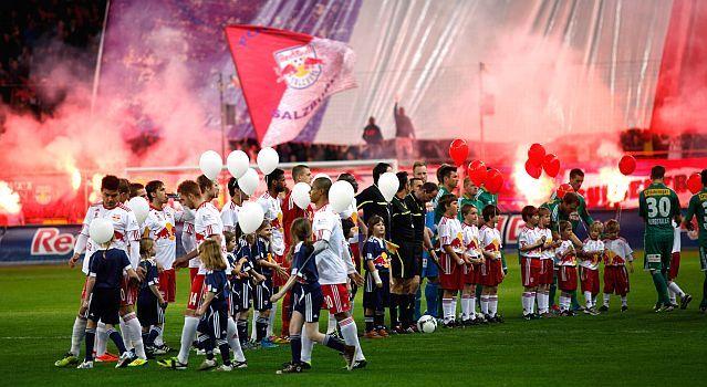 Red Bull Salzburg will Siegesserie gegen Rapid fortsetzen