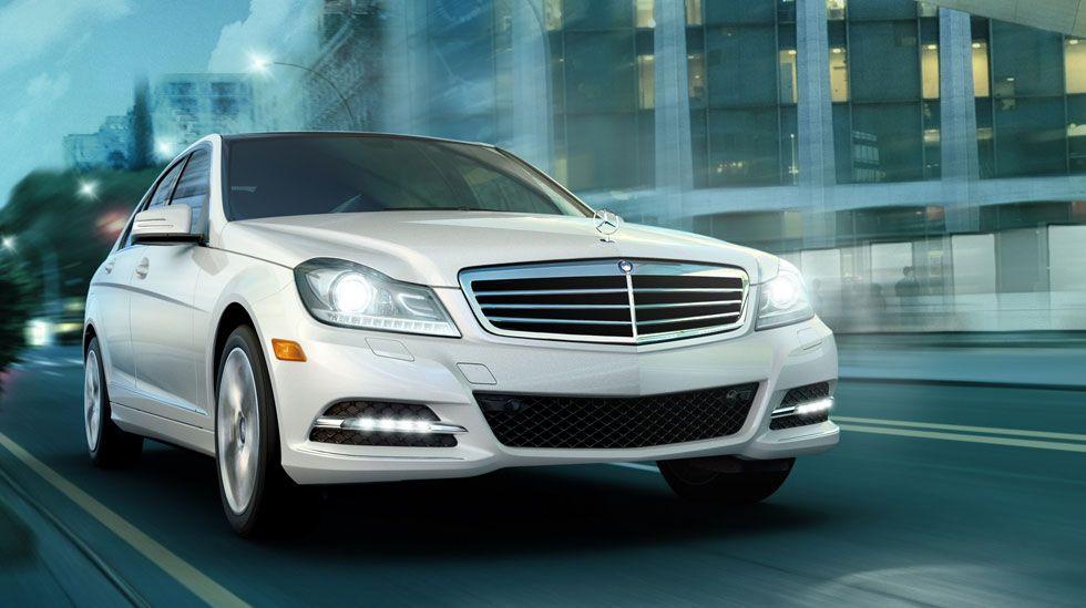 mercedes c class lease cost