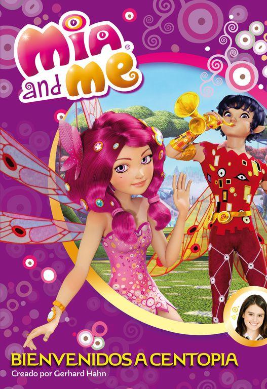 A Mia su padre le ha regalado el libro de Centopia y un brazalete mágico gracias al cual puede entrar en este mundo fantástico de unicornios y elfos. Tendrá que aprender a volar, pero Mo y Yuko le enseñaran. Y tendrá que cumplir una importante misión: salvar a los unicornios de la malvada Panthea. Con la ayuda de la ruidosa trompeta del fauno Phuddle, le sera mas fácil vencer a la reina de los Munculus.  http://rabel.jcyl.es/cgi-bin/abnetopac?SUBC=BPSOh&ACC=DOSEARCH&xsqf99=1755174