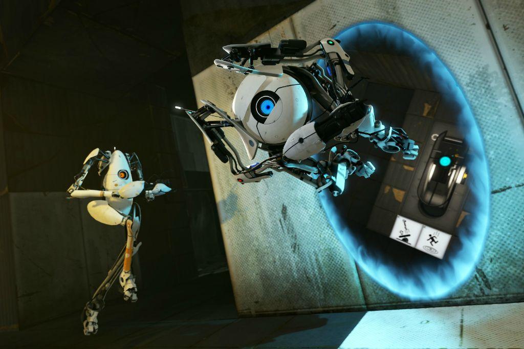 J.J. Abrams Teases a Portal Movie Announcement Coming Soon