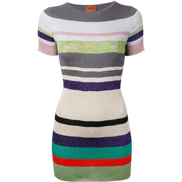 Shop Your Own Cheap Fashionable Striped knit shirt Missoni Cheap Footlocker Pictures vbgM0R
