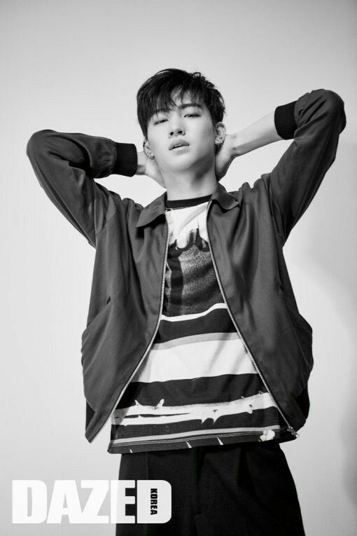 Photoshoot with dazed #2 | got7 | Got7, Got7 jb, Jaebum got7