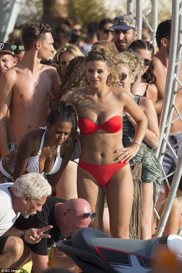Lydia Bright puts on a busty display in Ibiza. Chloe Lewis TowieTowie StarsBikini BodBeach Styles