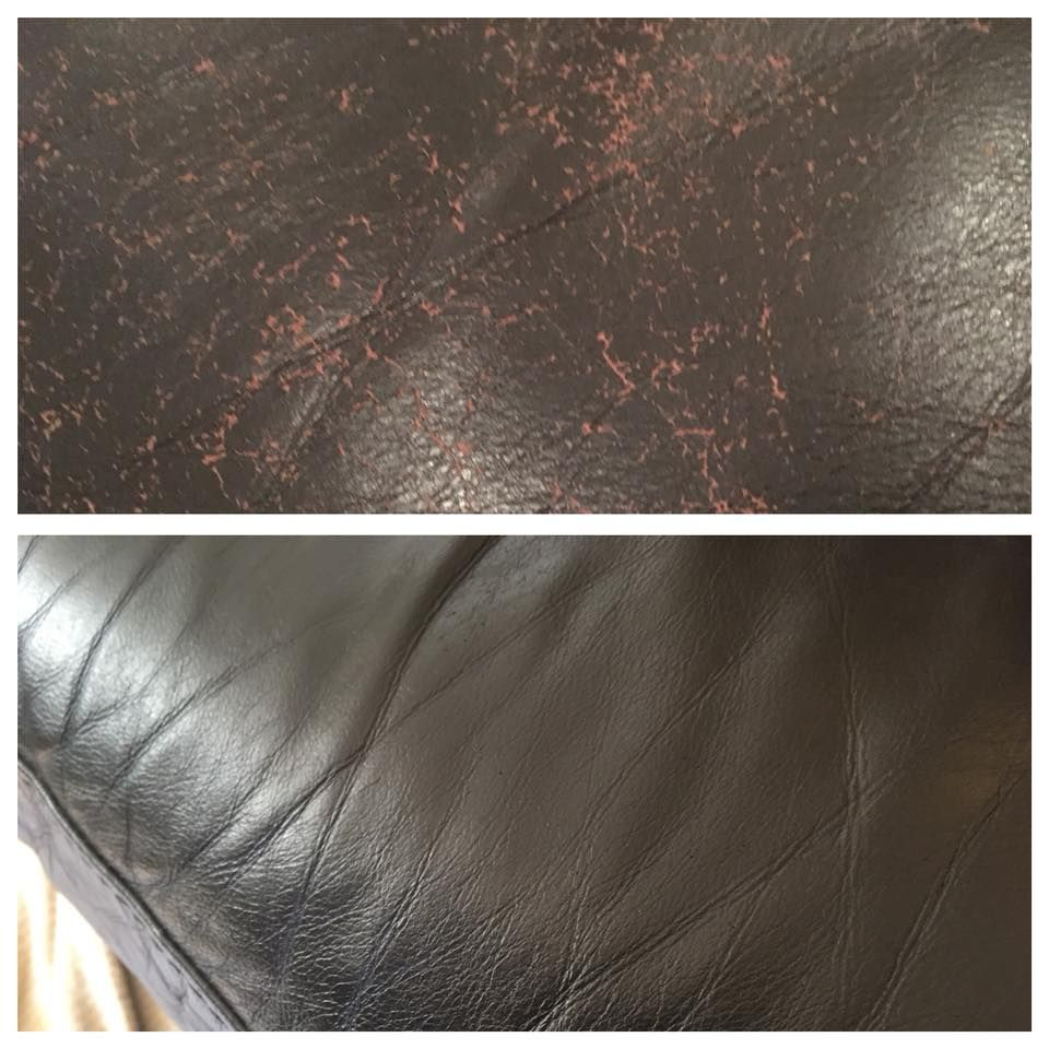 Mark S Photos Before And After Restoring His Sofa Seat