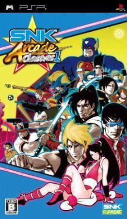 snk arcade classics vol. 2