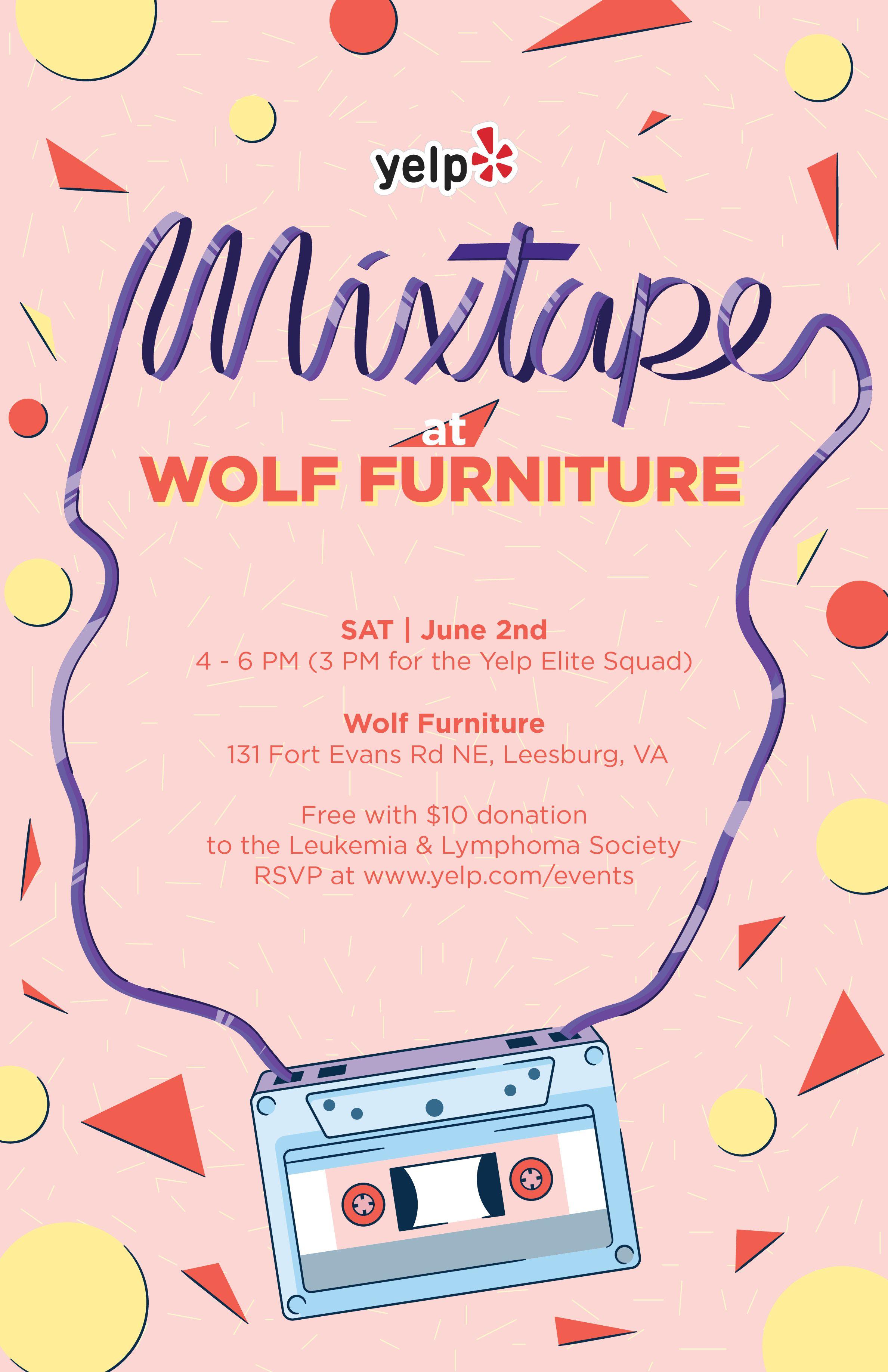 Pin By Yelp Creative On Yelp Creative Wolf Furniture Elite