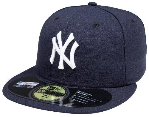 Mlb New York Yankees Authentic On Field Game 59fifty Cap Navy