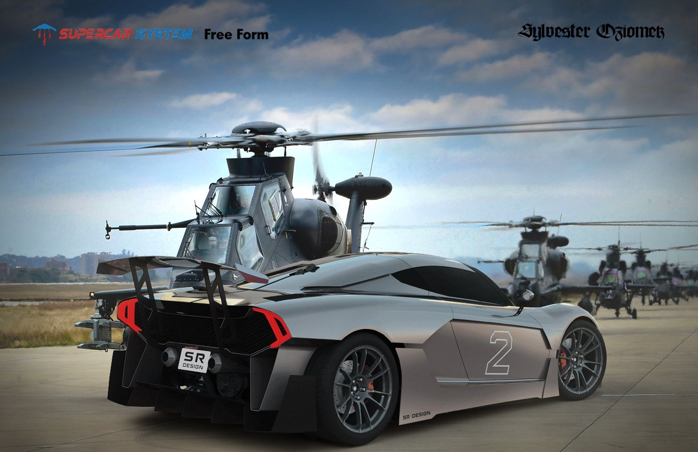 Huzar Supercar Design Supercar Design Super Cars System