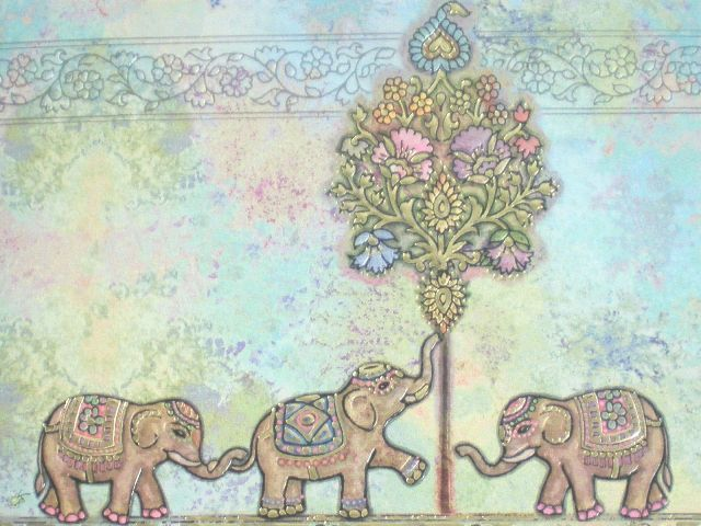 Telugu kids story on how a baby elephants mischief put her into trouble