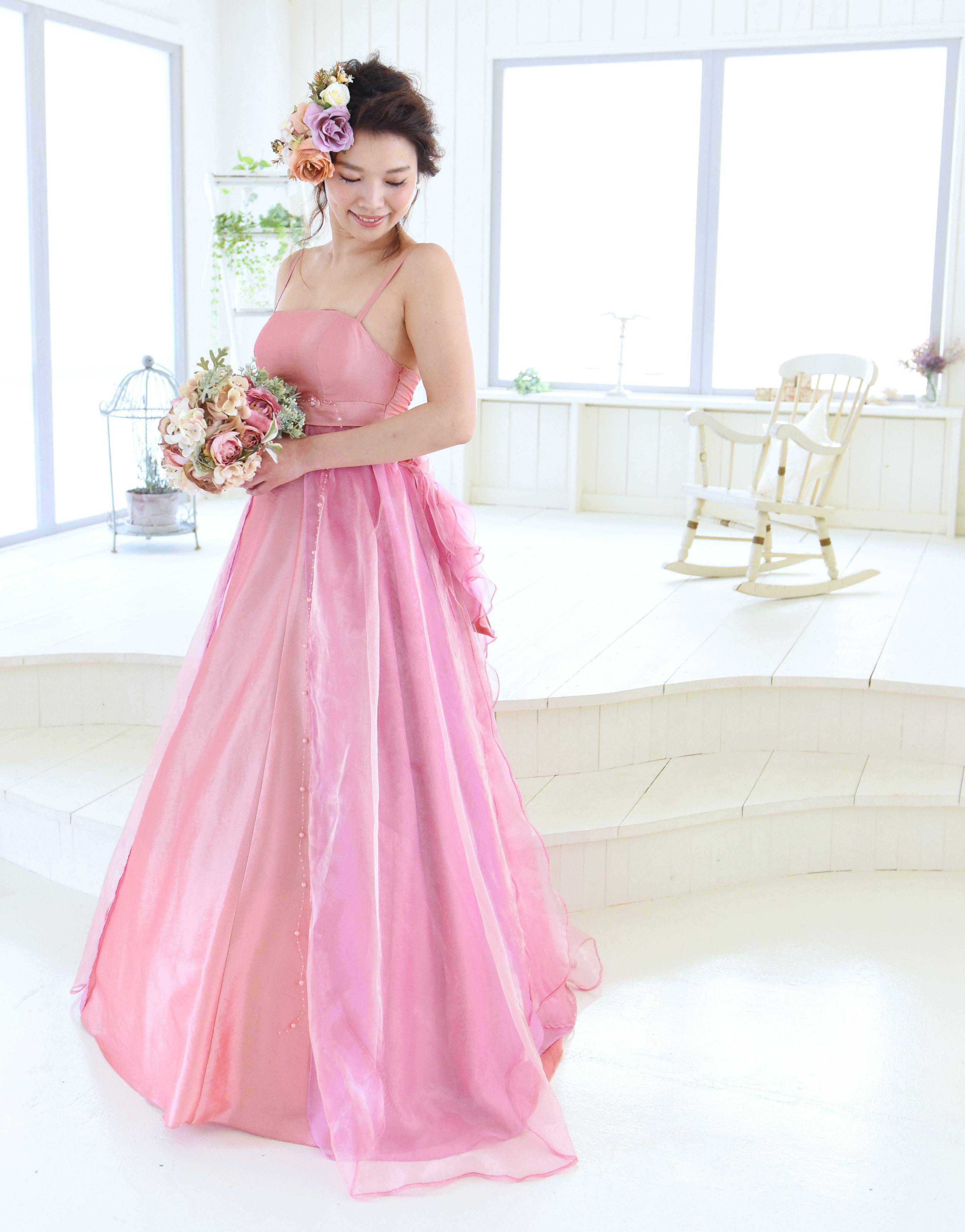 a5085bb237b8e colordress カラードレス 大手他店参考価格25万→58