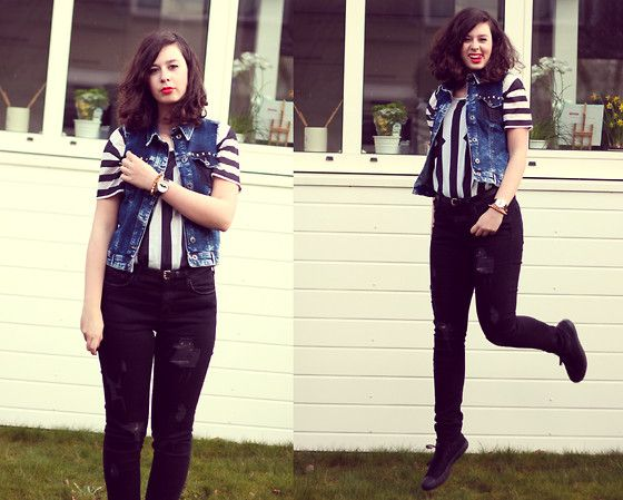 knee high doc martens outfit - Google Search
