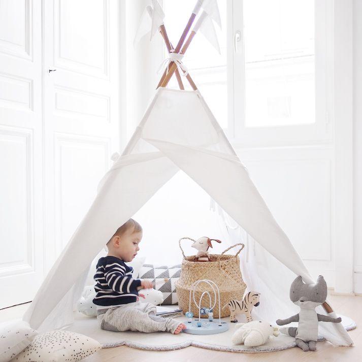 you may love it hello janvier teepee chambre b b chambre enfant et bebe. Black Bedroom Furniture Sets. Home Design Ideas