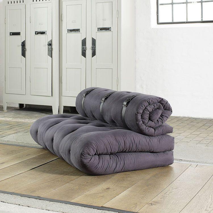 Futon Design Canapes Lits Les Sans Socle Buckle Up Canape