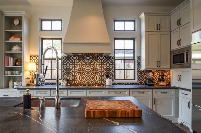 id es pour la cuisine tendance 2018 cuisines salles. Black Bedroom Furniture Sets. Home Design Ideas