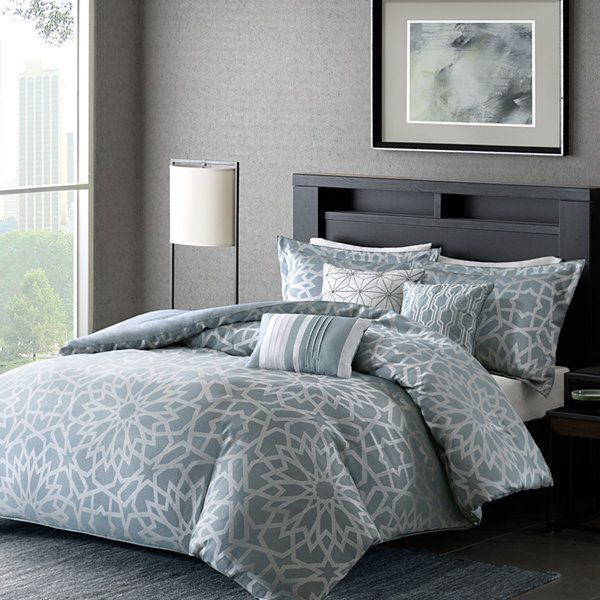 Madison Park Cecilia 6-pc. Duvet Set - JCPenney | Bedding ...