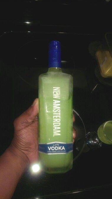 Green Apple Jolly Rancher Vodka Jolly Rancher Vodka Smart Water