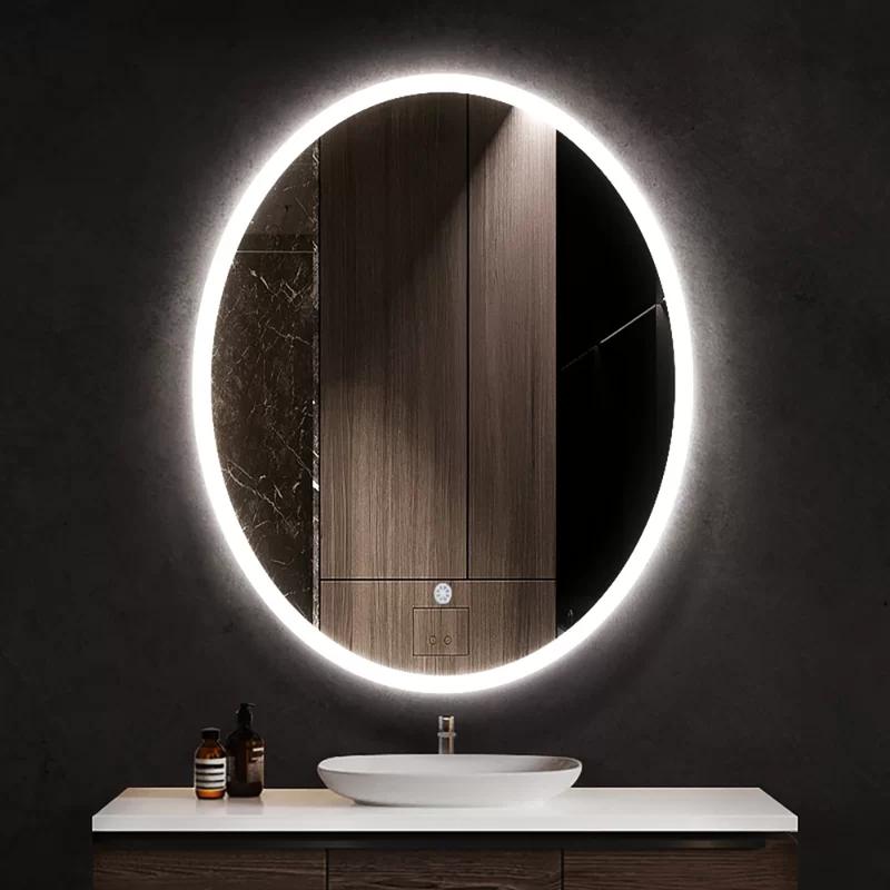 15++ Bathroom vanity mirror edge diy