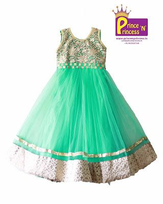 Kids Party frock gown online shopping | Things to Wear | Pinterest ...