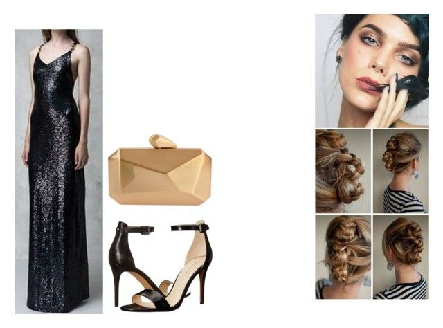 """""""Fancy"""" by tynabrookler ❤ liked on Polyvore featuring Nine West"""