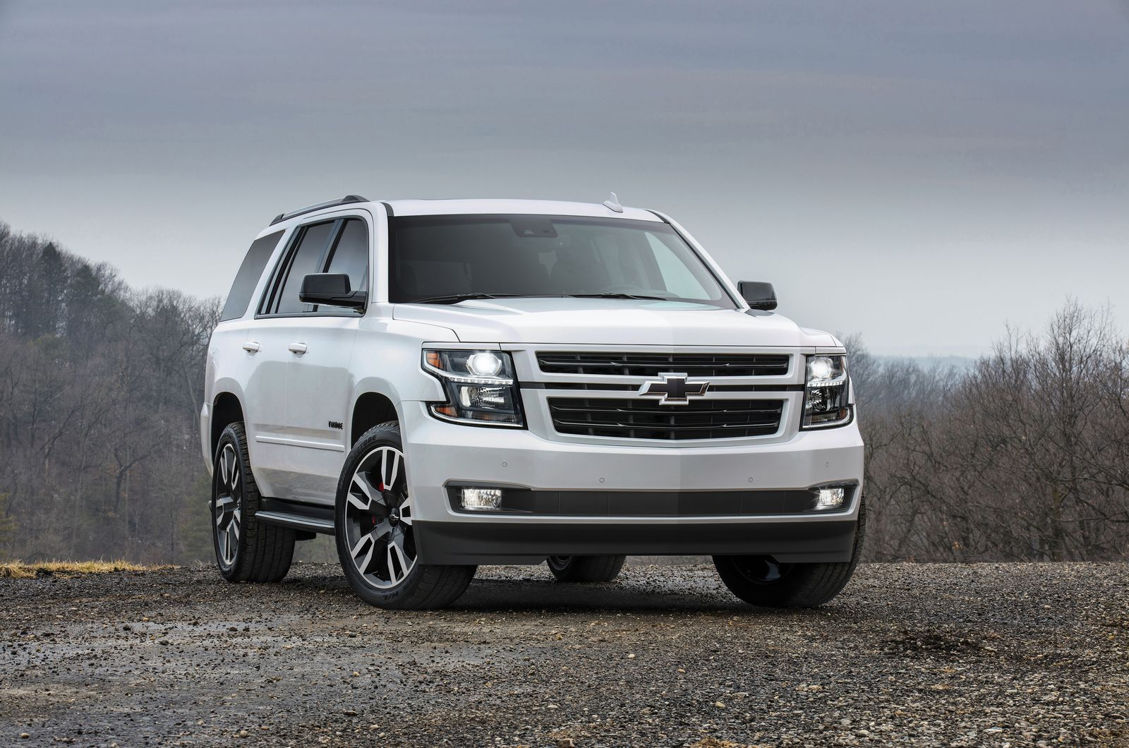 2018 Chevrolet Tahoe Rst Quick Spin Review سيارات Chevrolet