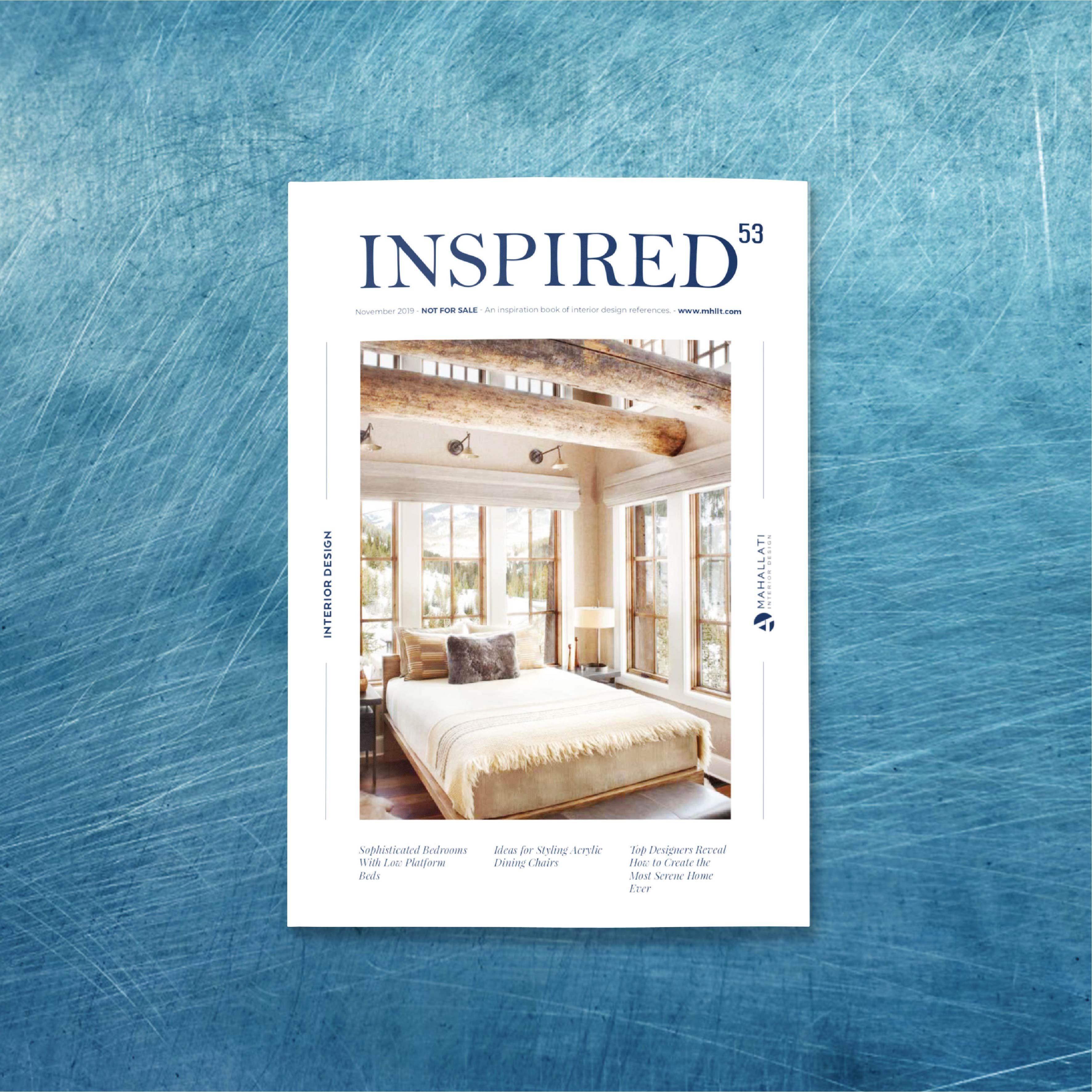 Inspired Magazine Vol 53 November 2019 Free Download