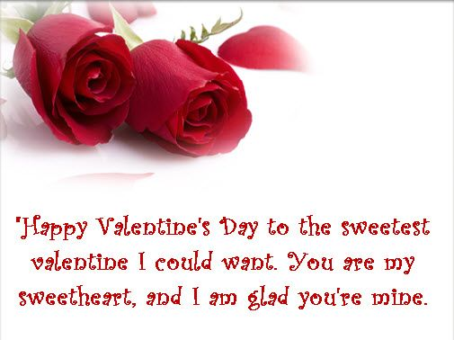Valentines Love Quotes For Girlfriend