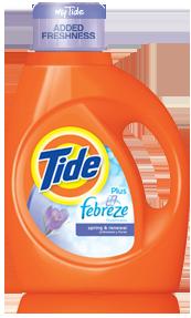 My Favorite Laundry Detergent Ever Tide Febreze