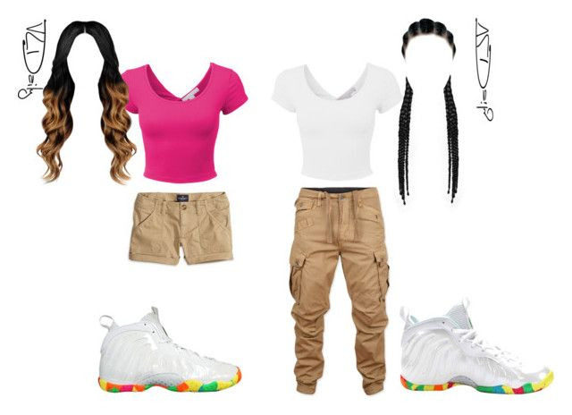 """""""."""" by pookie-swagga on Polyvore"""