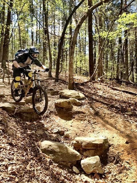 Big Creek Mountain Bike Trail