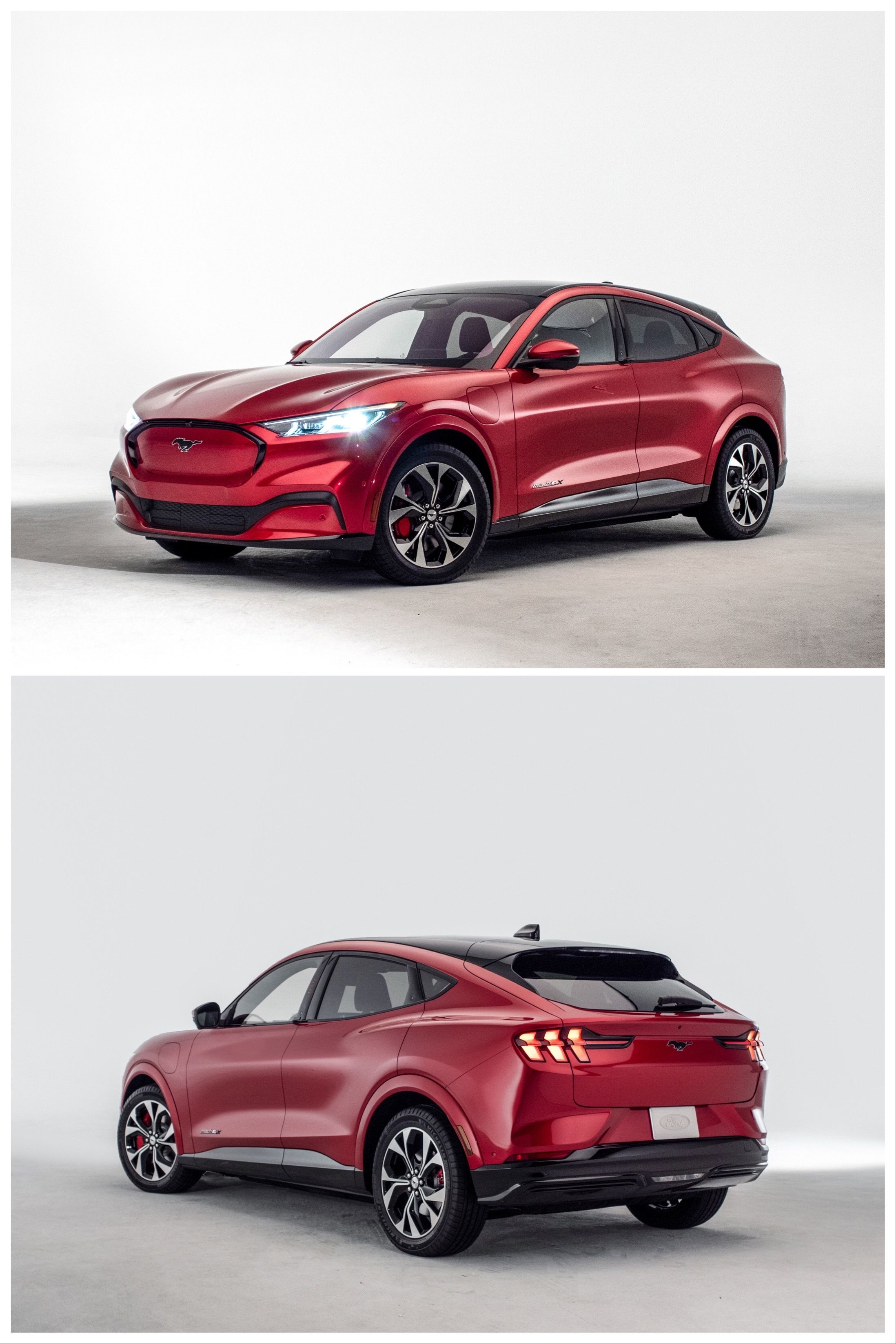 2021 Ford Mustang Mach E Electric Suv First Look Specs Range More Ford Mustang E Electric Ford Mustang Suv