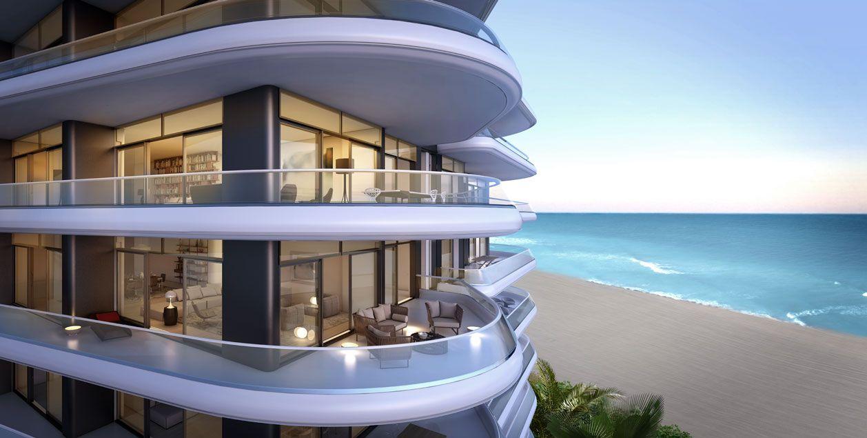 Exterior facade at Faena House Miami Beach Faena House Miami