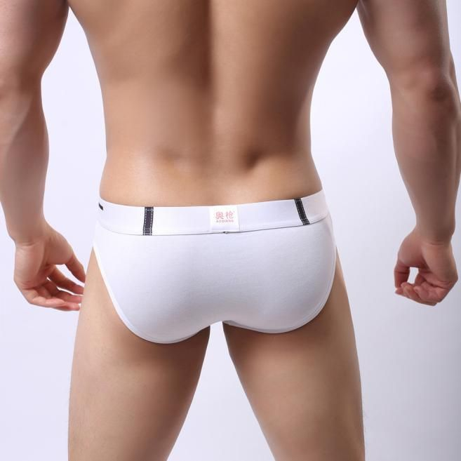 a9e103eb0b0b Sexy Mens Breathe Underwear Briefs Bulge Pouch Shorts Underpants BK ...