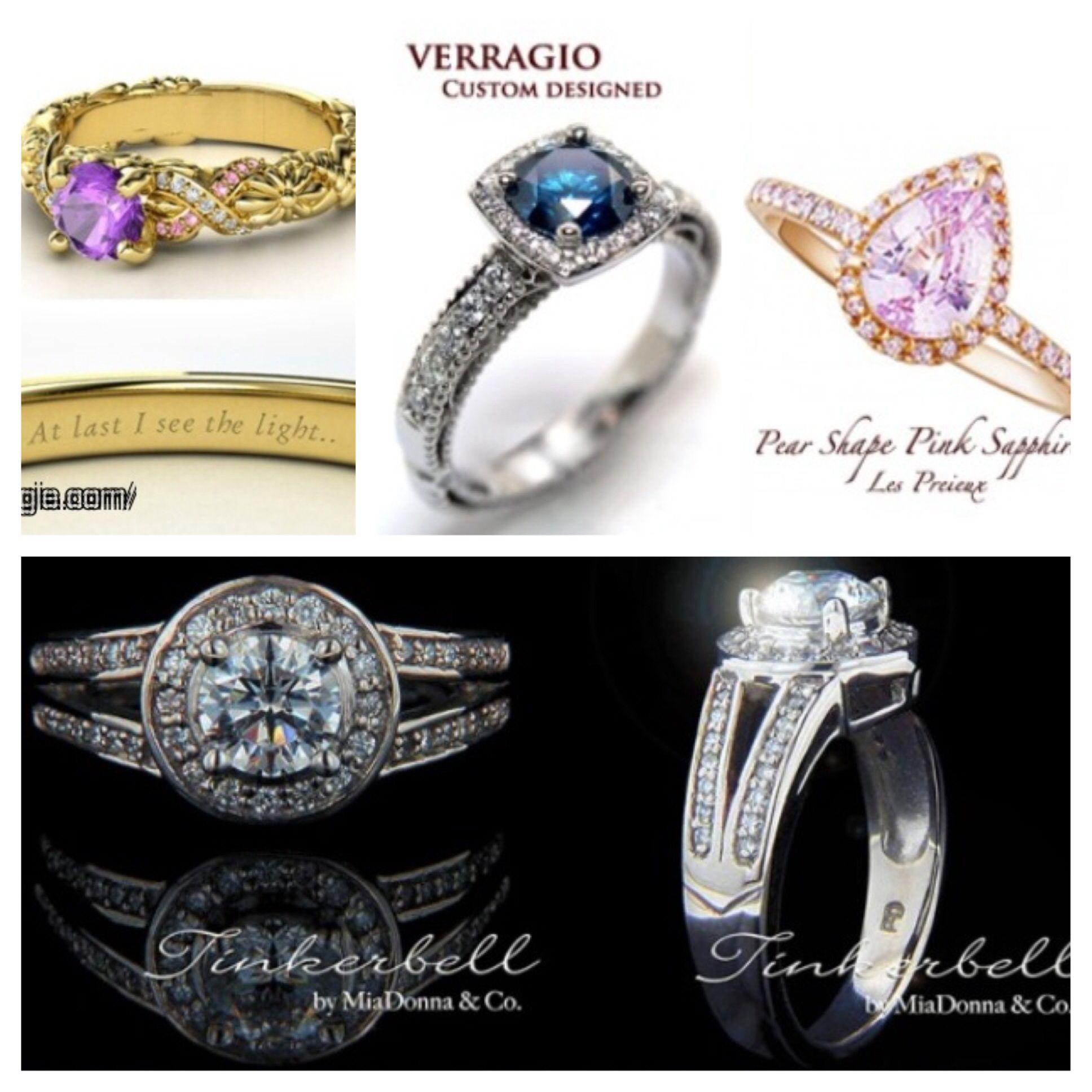 Disney Princess Promise Rings: Disney Princess Engagement Rings