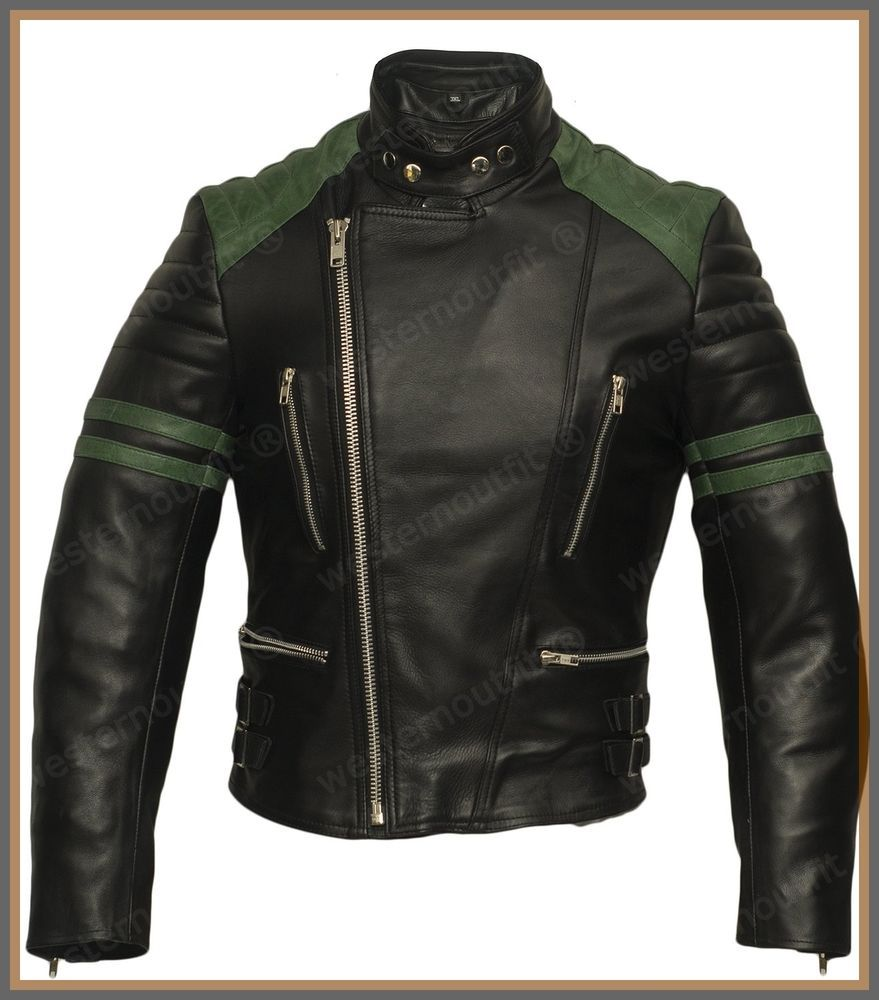 Men's Celebrity Genuine Lambskin Mens Stylish Rider Jacket
