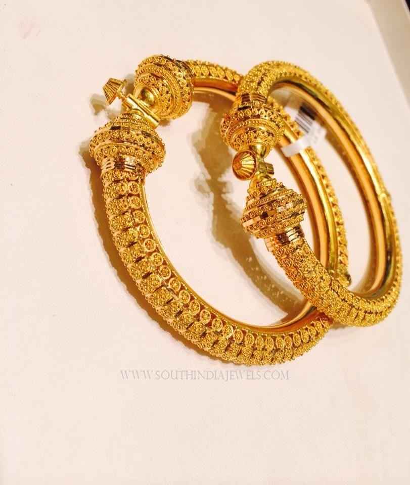 Gold Adjustable Screw Bangles Gold Bangles Bangle And Gold