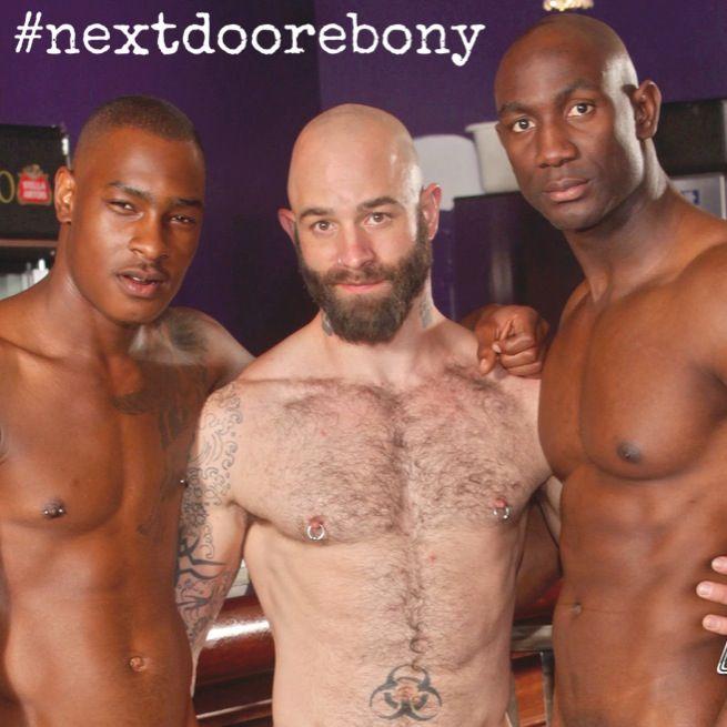 Nextdoor ebony gay