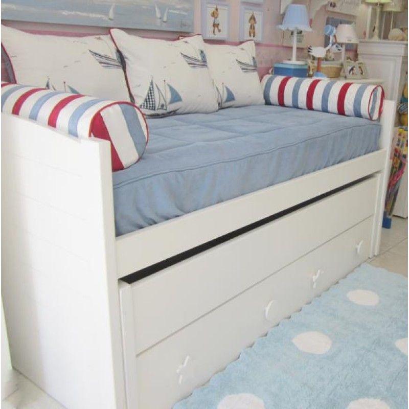 cama compacta curva