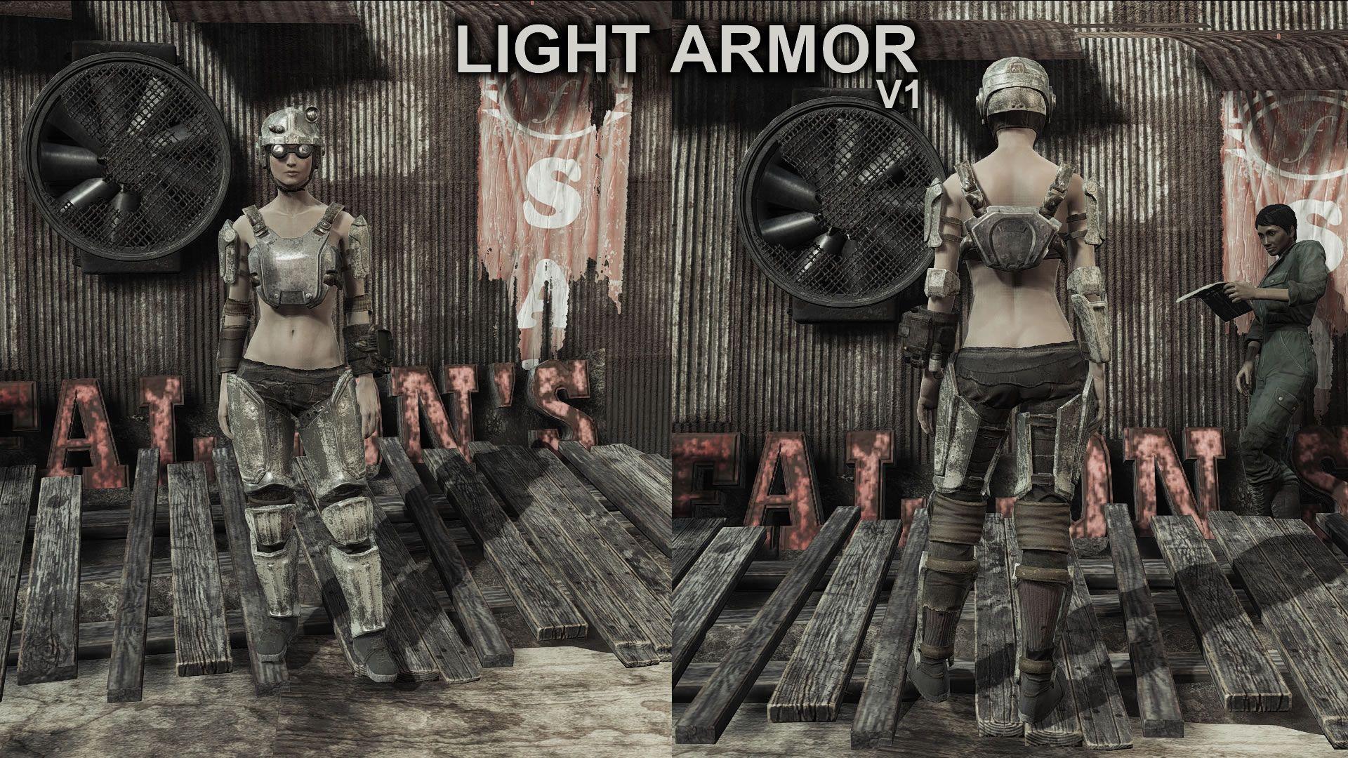 Revealing Combat Armor at Fallout 4 Nexus - Mods and